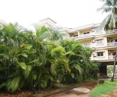 Sea Coast Service Apartment,Goa