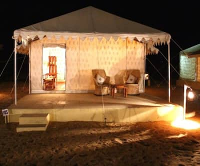 Camel Safari Camp Retreat,Jaisalmer
