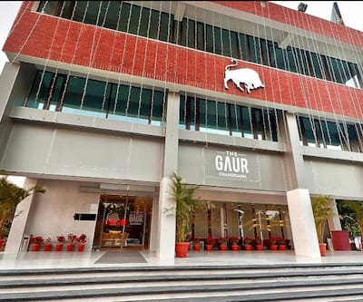 The Gaur,Chandigarh