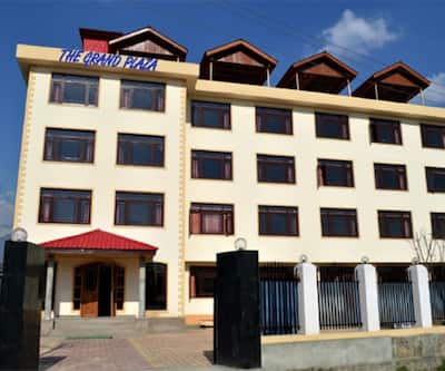 The Grand Plaza,Srinagar