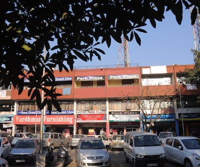 Hotel City Park Plaza 22D,Chandigarh