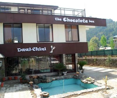 The Chocolate Box,Srinagar
