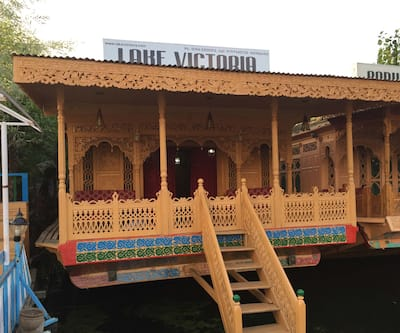 Lake Victoria Houseboats,Srinagar