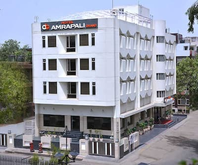 Hotel Amrapali Grand,New Delhi