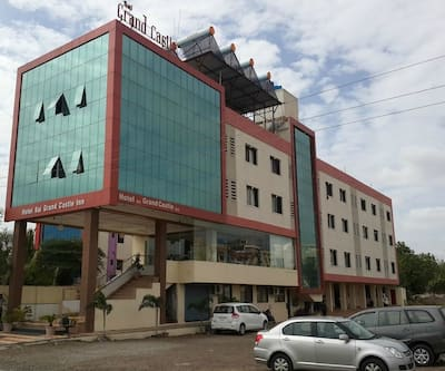 Hotel Sai Grand Castle Inn,Shirdi