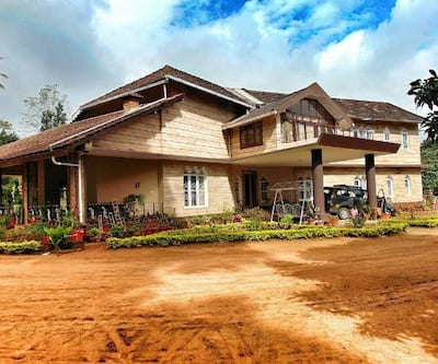 The Moorings - Bed and Breakfast.,Coorg