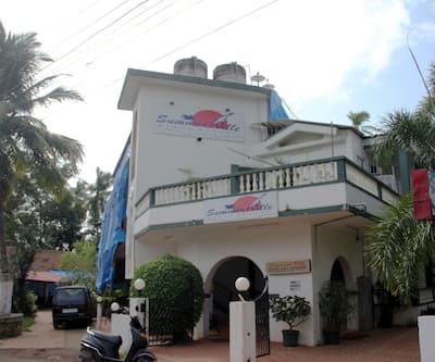 Summerville Beach Resort,Goa