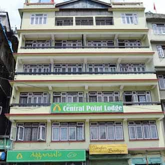 Central Point Lodge,Gangtok