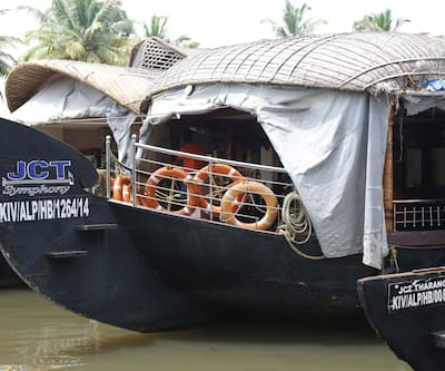 JCT House Boat,Alleppey