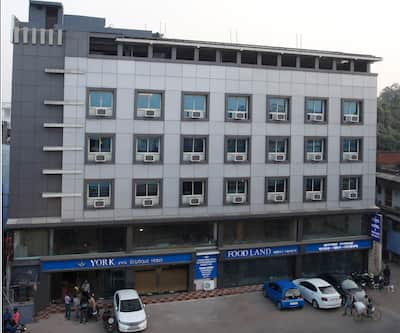 Hotel York Inn,Lucknow