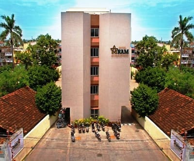 Ram International Hotel,Pondicherry