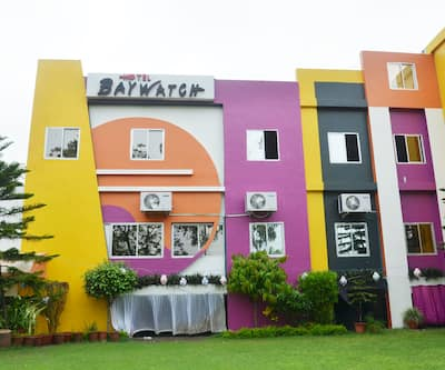 Hotel Baywatch,Indore