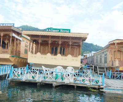 Upper Houseboat,Srinagar