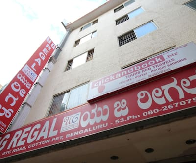 U G Regal,Bangalore