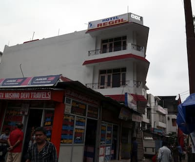 Hotel Regal, Main Bazar,