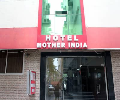 Mother India By Geostays, Station Road,
