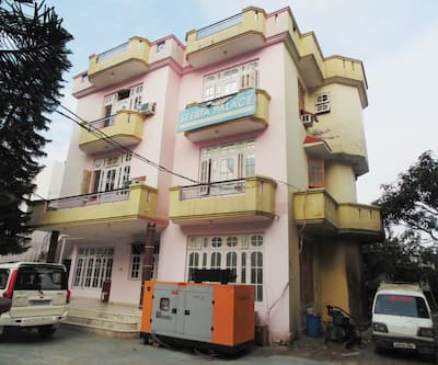 Hotel Seema Palace, Jammu Road,