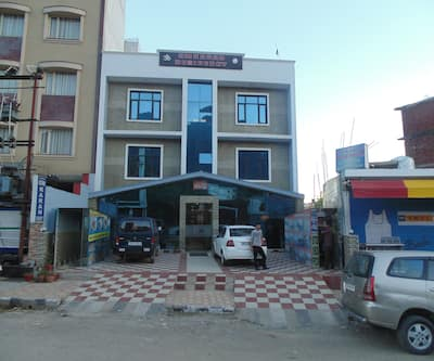Hotel Om Karan Residency, Railway Road,