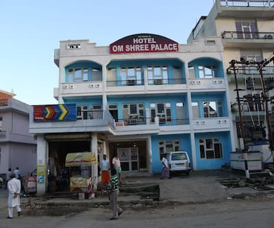 Hotel Om Shree Palace, Railway Road,