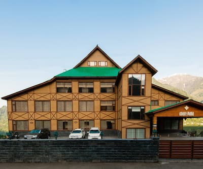 The Anantmaya Resort,Manali
