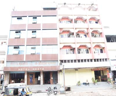 Hotel Mamta, Station Road,