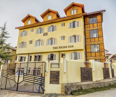 The pride inn,Srinagar