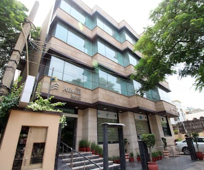 The Athena Hotel,New Delhi