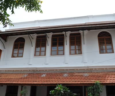 Maison Perumal,Pondicherry