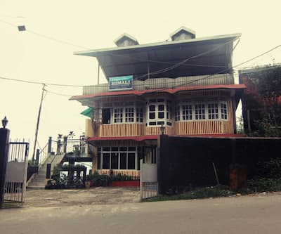 Himali Guest House,Kalimpong