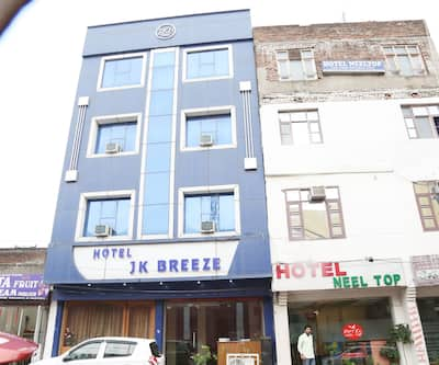 Hotel JK Breeze,Jammu