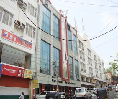 Hotel Moti Mahal by MTMC Rooms,Jammu