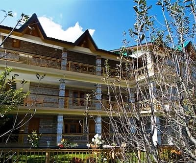Golden Apple Cottage,Manali