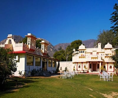 Alwar Bagh Sariska By Aamod,Alwar