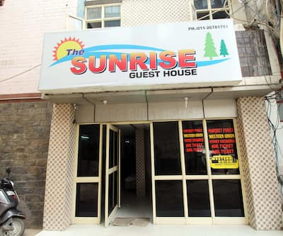 The Sunrise Guest House,New Delhi