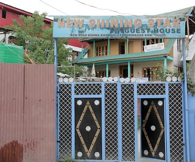 New Shining Star Guest House,Srinagar
