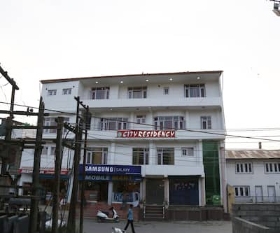 Hotel City Residency by Ackee Tree,Srinagar