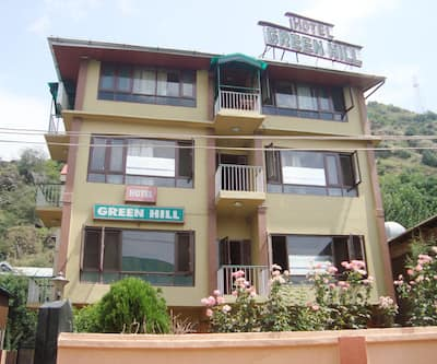 Hotel Green Hill,Srinagar
