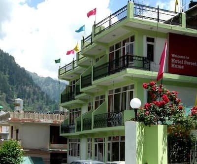 Hotel Sweet Home,Manali