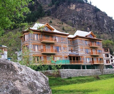Hotel Hayer Regency,Manali