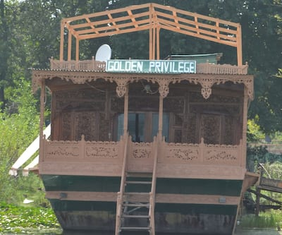 House Boat Golden Privilege,Srinagar