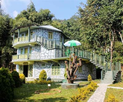 Dhardo Retreat & Resort,Kalimpong
