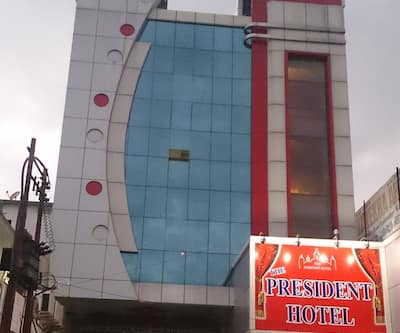 The President Hotel,Lucknow