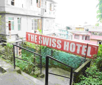 The Swiss Hotel,Gangtok