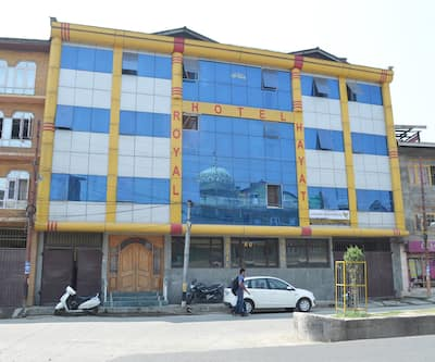 Hotel Royal Hayat,Srinagar