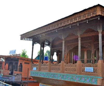De - Laila Group Of House Boats,Srinagar