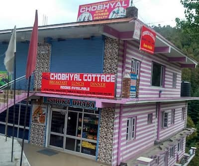 Chobhyal Cottage,Dalhousie