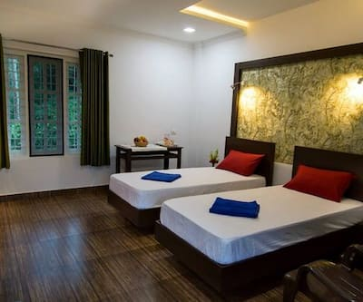 The Suvistara Resort,Wayanad