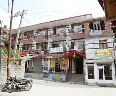 Hotel Snow Drop,Manali