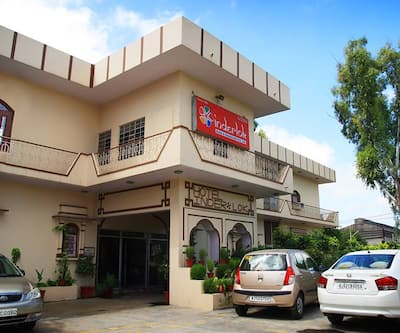 Hotel Inderlok,Alwar