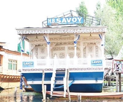 Savoy Group of Houseboat,Srinagar